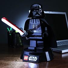 Lámpara de Mesa Darth Vader de LEGO
