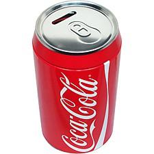 Hucha Lata de Coca-Cola