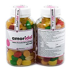 Amoridol Frutitas de Gominola