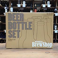 Set de Botellas de Cerveza