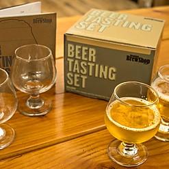 Set para Catar Cerveza