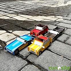 """Coches de Cartón """"Cool Cars"""""""