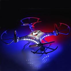 "Dron Cuadricóptero con Cámara ""Catro AHP"""