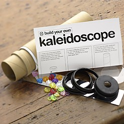 Construye tu Caleidoscopio