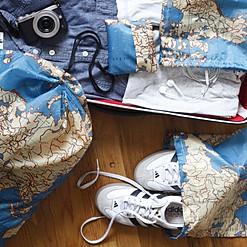 Bolsas de Viaje Mapamundi