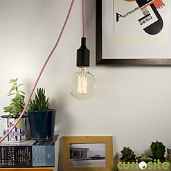 Chevron Pendant Lamp