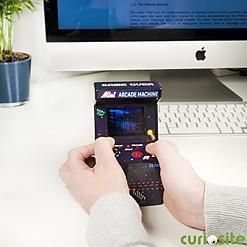 Mini consola de videojuegos arcade