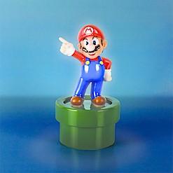 Lámpara de Ambiente Super Mario