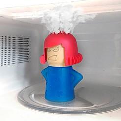 Limpiador de Microondas Angry Mama