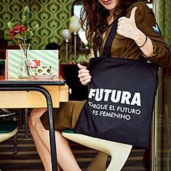 Tote bag FUTURA Porque el futuro es femenino