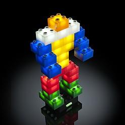STAX: el juego de construcción luminoso en versión Advanced