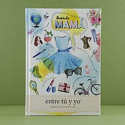 Diario interactivo Querida mamá, cuéntame la historia de tu vida