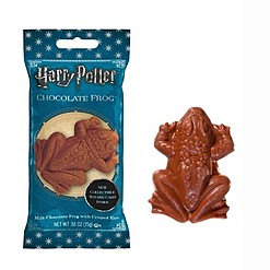 Rana de chocolate crujiente de Harry Potter