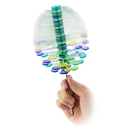 Lollipopter: el juguete con efecto óptico