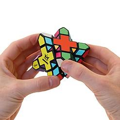 Skewb Xtreme: el cubo rompecabezas de formas geométricas