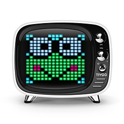 Tivoo: el altavoz despertador con editor LED