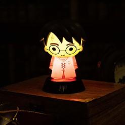 Lámpara de Harry Potter vestido de jugador de quidditch