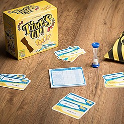 Juego de cartas Time's Up! Party