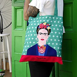 Tote bag de Frida Kahlo