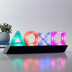 Lámpara con forma de controladores de la PlayStation