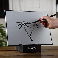 Zen Board: la tableta para hacer pinturas efímeras