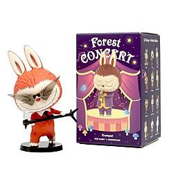 Muñecos coleccionables en caja sorpresa Labubu serie Forest Concert