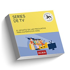 Series de TV. El desafío de las preguntas para los auténticos fans