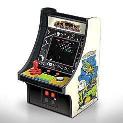 Mini consola arcade Galaxian con licencia oficial