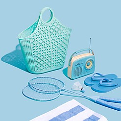 Atomic: la tote bag de estilo retro de SunJellies