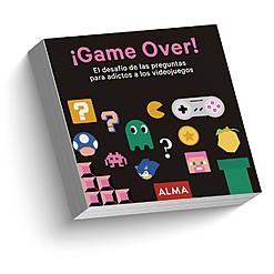 Game Over! Preguntas para adictos a los videojuegos
