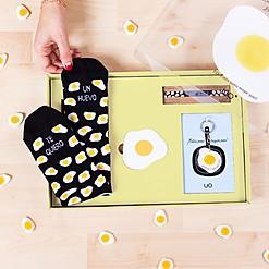 Pack romántico Te quiero un huevo