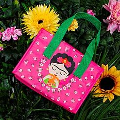 Bolsa isotérmica para el almuerzo con Frida Kahlo
