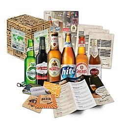 Pack de 6 cervezas del mundo