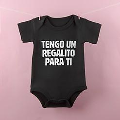 Body para bebé Tengo un regalito para ti