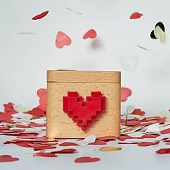Lovebox: la cajita para mandar mensajes de amor