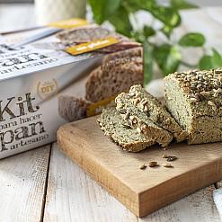 Kit para hacer pan artesano sin gluten