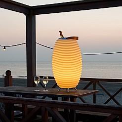 Lámpara, altavoz y enfriador de vino Kooduu Synergy 50S