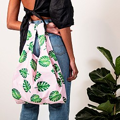 KIND BAG, bolsa reutilizable 100% reciclada