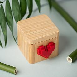 Lovebox Color & Photo: la cajita para mandar mensajes de amor y fotos