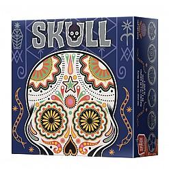 Juego de cartas Skull