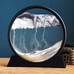 Cuadro de arena en movimiento Deep Sea
