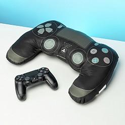 Cojín PlayStation con forma de mando