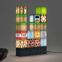 Lámpara de Minecraft de 16 bloques