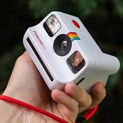 Cámara instantánea Polaroid Go