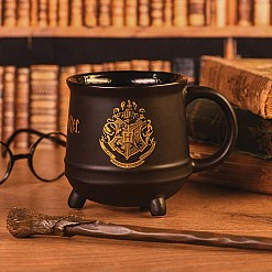 Taza caldero mágico de Harry Potter