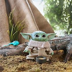 Peluche The Mandalorian Baby Yoda con sonido
