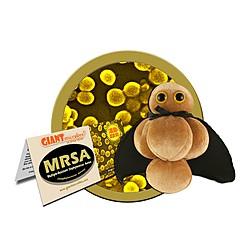 Peluche de Microbio MRSA