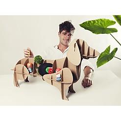Perro de Cartón Dachshund