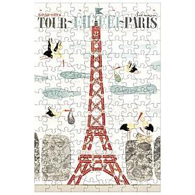 Micro Puzzle Torre Eiffel