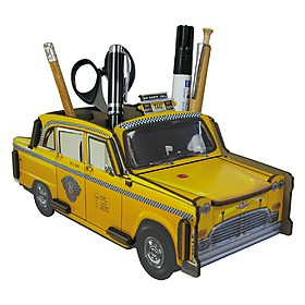 Organizador de Escritorio Taxi Nueva York